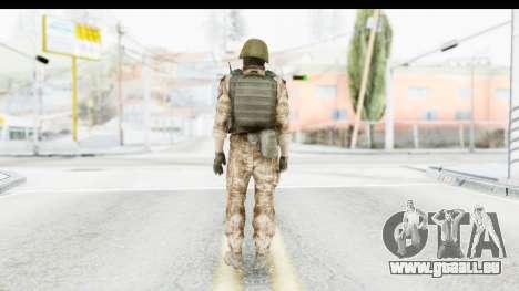 Global Warfare Turkey für GTA San Andreas dritten Screenshot
