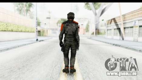 Homefront The Revolution - KPA v5 Camo pour GTA San Andreas troisième écran