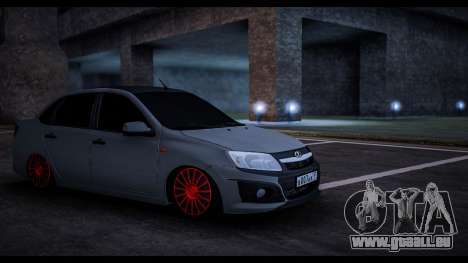 Lada 2190 (Granta) Sport für GTA San Andreas