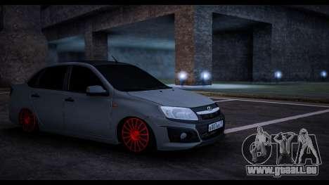 Lada 2190 (Granta) Sport pour GTA San Andreas