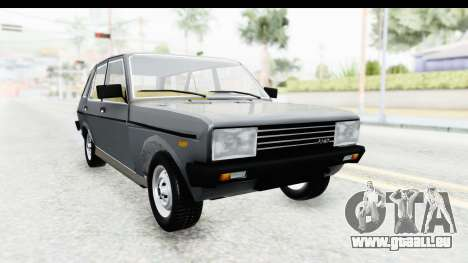 Fiat 131 Panorama pour GTA San Andreas