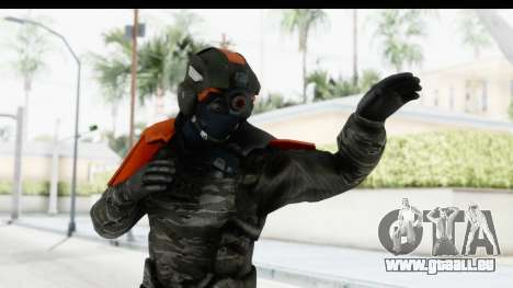 Homefront The Revolution - KPA v5 Camo pour GTA San Andreas