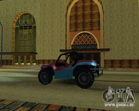 La Nouvelle Station pour GTA San Andreas septième écran