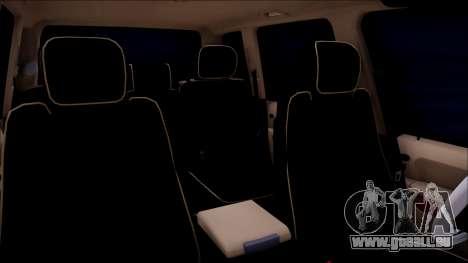 Land Rover Range Rover III (Pontorezka) pour GTA San Andreas vue arrière