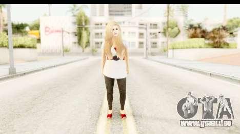 Adele pour GTA San Andreas deuxième écran