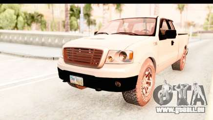 Ford F-150 4x4 2008 pour GTA San Andreas