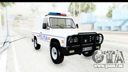 Aro 243 1996 Police pour GTA San Andreas