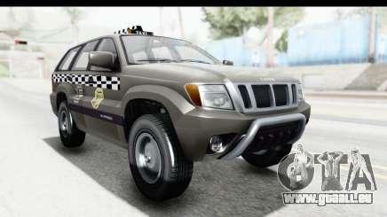 GTA 5 Canis Seminole Taxi Saints Row 4 Retro für GTA San Andreas