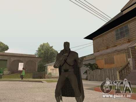 Marvel: Ultimate Alliance 2 - Black Phanter für GTA San Andreas dritten Screenshot