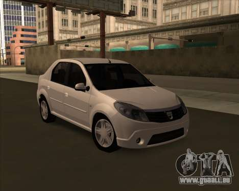 Dacia Logan Londero Misterios Urechiata pour GTA San Andreas