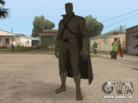 Marvel: Ultimate Alliance 2 - Black Phanter für GTA San Andreas