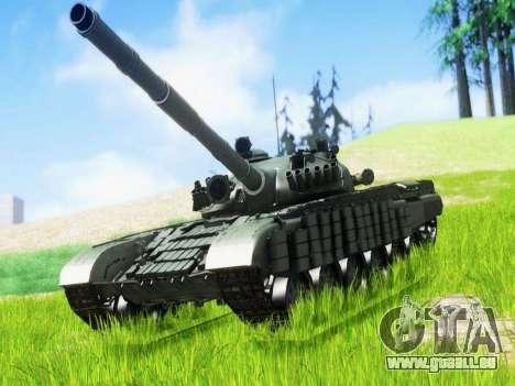 T-72 Modifiziert für GTA San Andreas