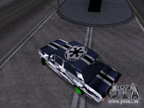 VAZ 2101 est une Voiture de Course 2 pour GTA San Andreas vue de droite
