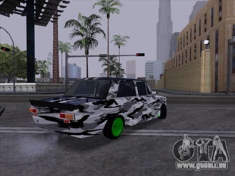 VAZ 2101 est une Voiture de Course 2 pour GTA San Andreas laissé vue