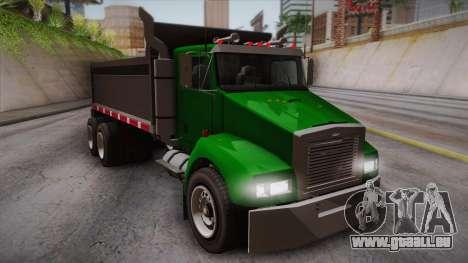 GTA 4 HVY Biff pour GTA San Andreas