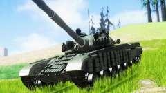 T-72 Modifiziert