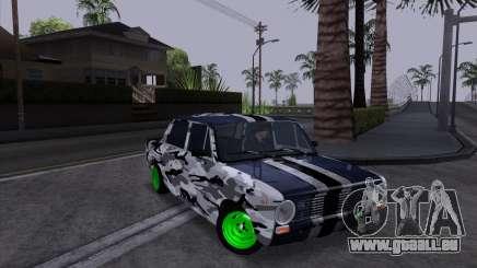 VAZ 2101 est une Voiture de Course 2 pour GTA San Andreas