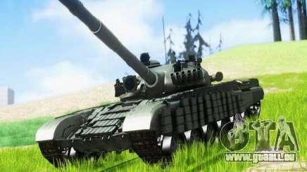 T-72 Modifié pour GTA San Andreas