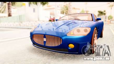 GTA EFLC TBoGT F620 v2 pour GTA San Andreas
