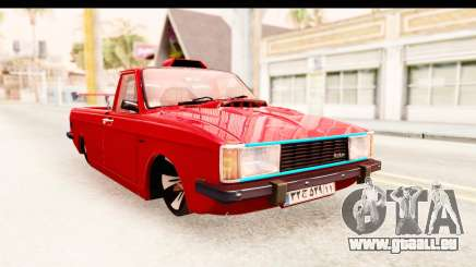 Peykan Pickup Full Sport Iranian für GTA San Andreas