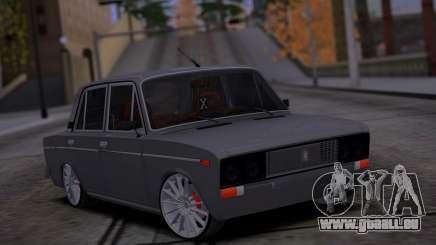 VAZ 2106 Voiture de Son pour GTA San Andreas