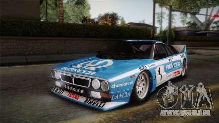 Lancia Rally 037 Stradale (SE037) 1982 Dirt PJ1 für GTA San Andreas