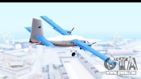 DHC-6-400 RCMPGRC pour GTA San Andreas laissé vue
