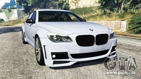 BMW 760Li (F02) Lumma CLR 750 [replace] für GTA 5