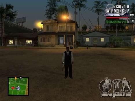 C-HUD Party Maker für GTA San Andreas