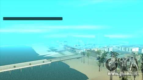 Belle sampgui et de la souris pour GTA San Andreas deuxième écran