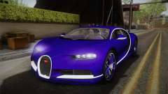 Bugatti Chiron 2017 v2.0