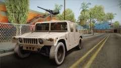 HMMWV Humvee pour GTA San Andreas
