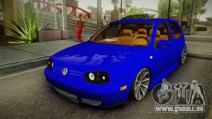 Volkswagen Golf für GTA San Andreas