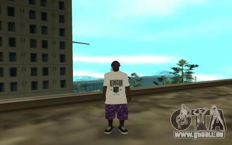 The Ballas 3 pour GTA San Andreas