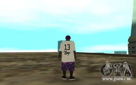 The Ballas 3 für GTA San Andreas dritten Screenshot