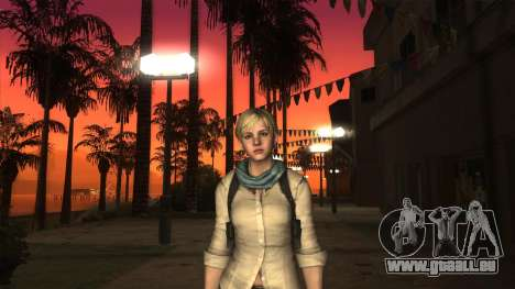 Resident Evil 6 - Shery Asia Outfit für GTA San Andreas