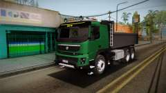 Volvo FMX dump Truck