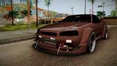 Nissan Skyline GT-R R34 Rocket Bunny für GTA San Andreas