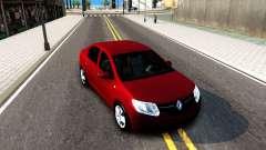 Renault Symbol 2013 pour GTA San Andreas