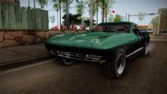 Chevrolet Corvette Coupe 1964 für GTA San Andreas
