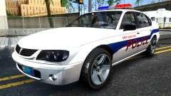 Declasse Merit Metropolitan Police 2005 pour GTA San Andreas