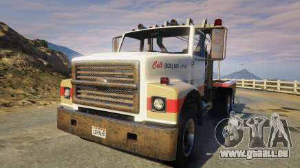 Teller-Morrow Towtruck from SOA pour GTA 5