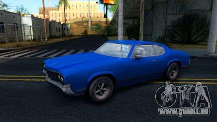 VC Xbox Sabre für GTA San Andreas