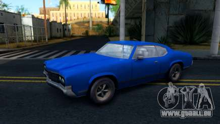 VC Xbox Sabre pour GTA San Andreas