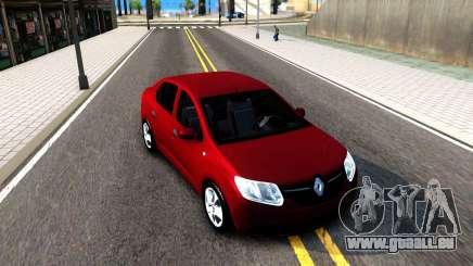 Renault Symbol 2013 für GTA San Andreas