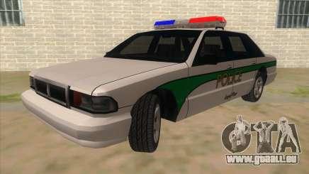 1992 Declasse Premier Angel Pine PD pour GTA San Andreas