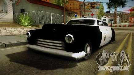 Hermes Classic Police San-Fierro für GTA San Andreas