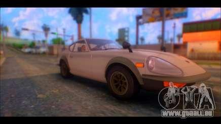 Nissan Fairlady 240Z 1971 pour GTA San Andreas