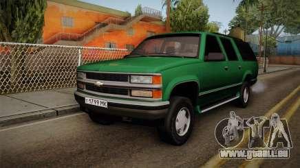 Chevrolet Suburban GMT400 1998 für GTA San Andreas