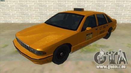 New Taxi pour GTA San Andreas